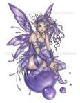 Amethyst Orb Fairy