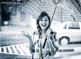 Happy and Cold by leonardoviotti