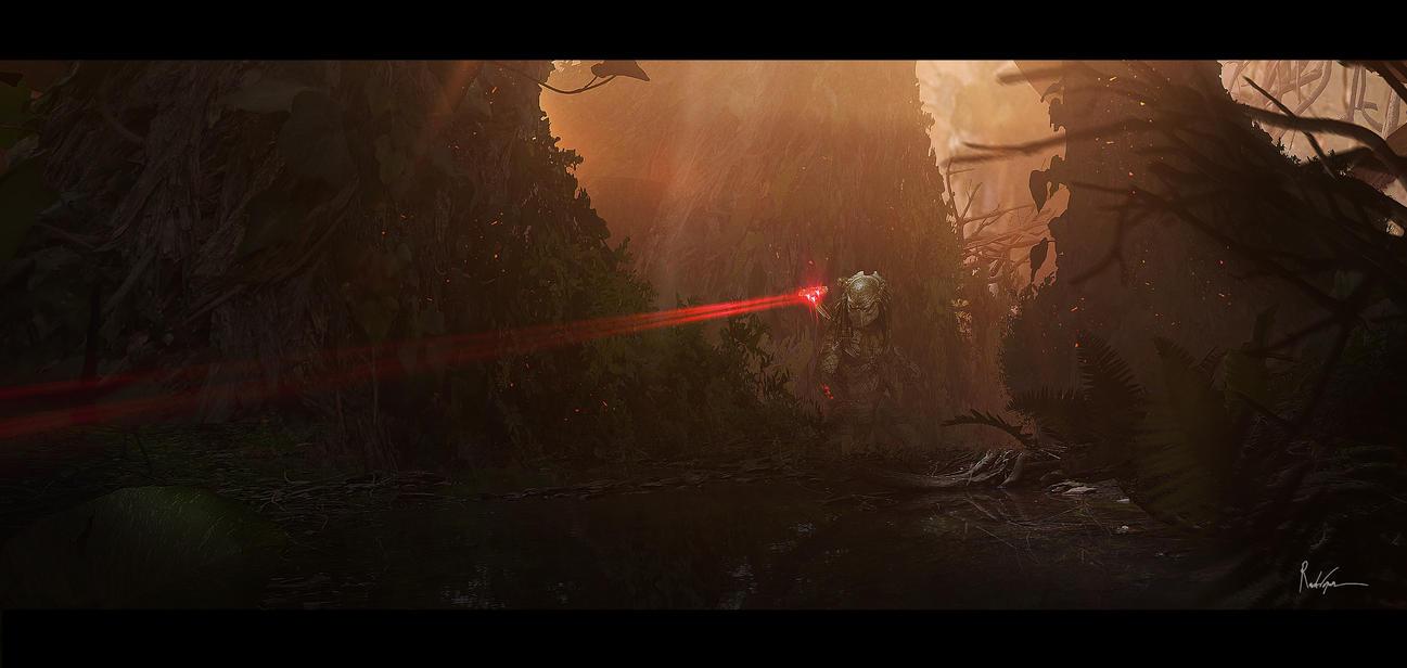 Newpredator by Lnldreal
