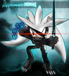 Silver the Hedgehog (Raiden)