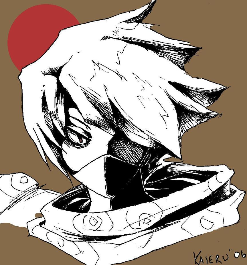 Ninja by kaieru