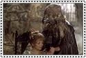 Panna a netvor stamp 2 by Kratzos