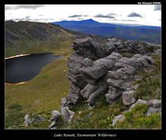 Lake Rhona, Tasmania by eehan