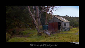 Old Waterfall Valley Hut by eehan
