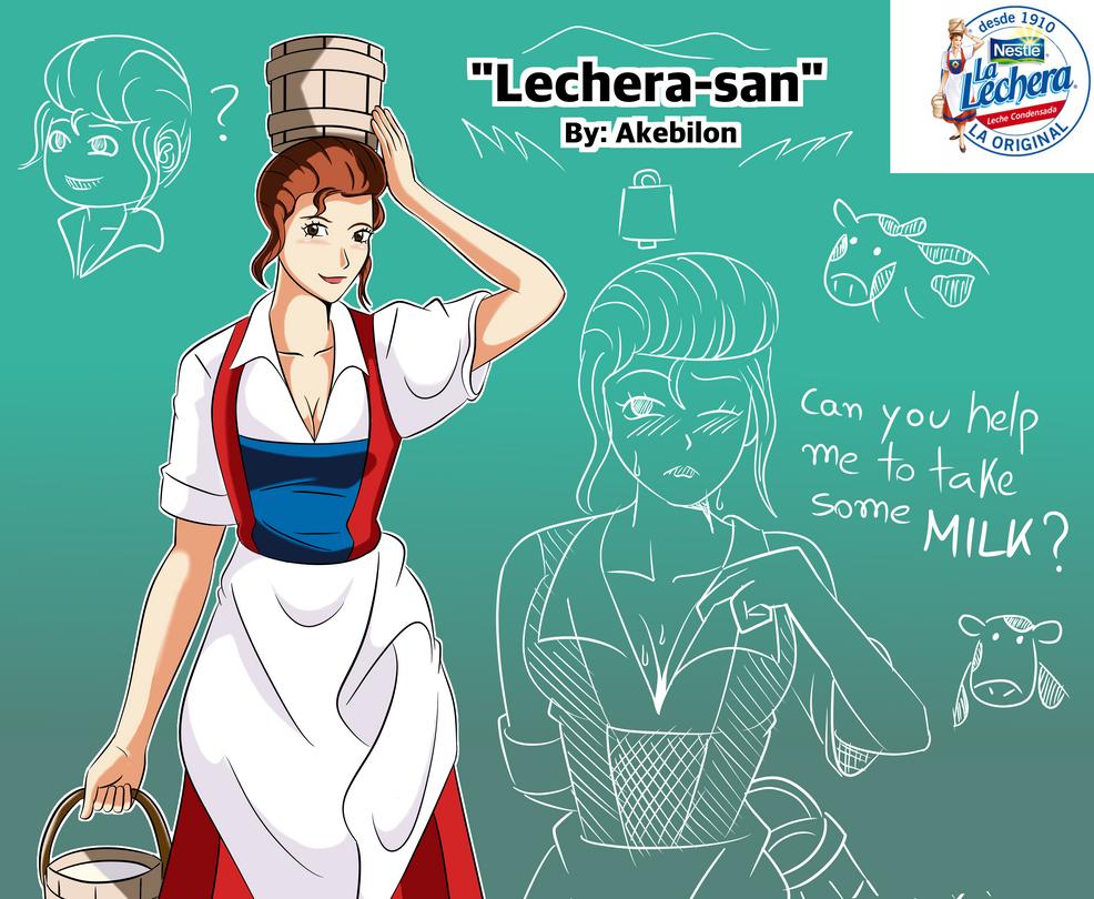 La Lechera by Akebilon