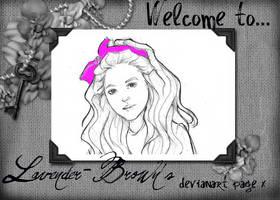 Deavianart ID by Lavender-Brown