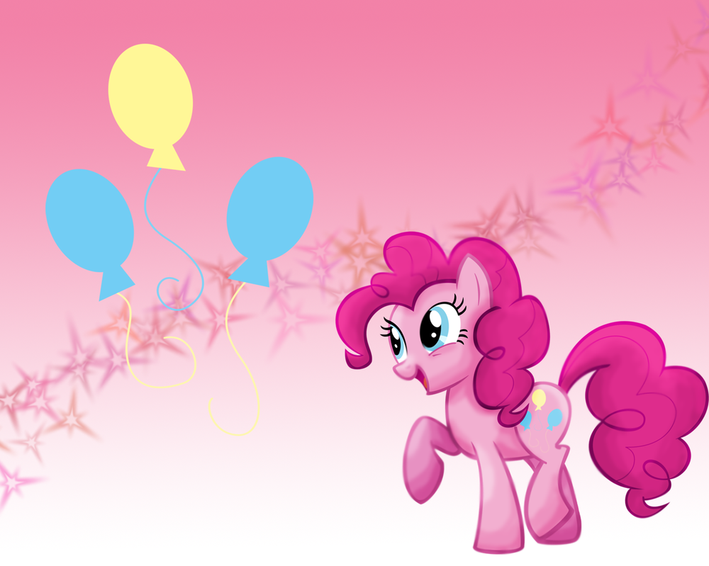 mlp pinkie pie wallpaper by togekisspika35