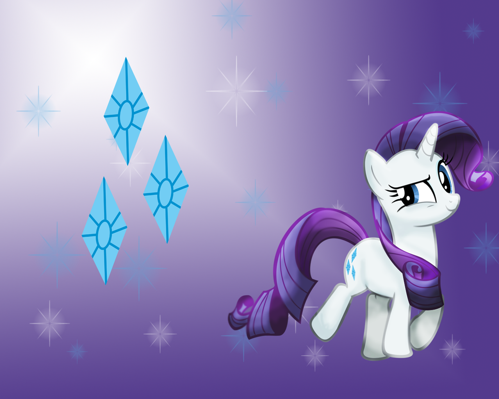 rarity wallpaper a with - photo #28