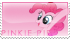 Pinkie Pie Stamp by Togekisspika35