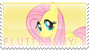 Fluttershy Stamp by Togekisspika35
