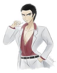 Kiryu-chan!