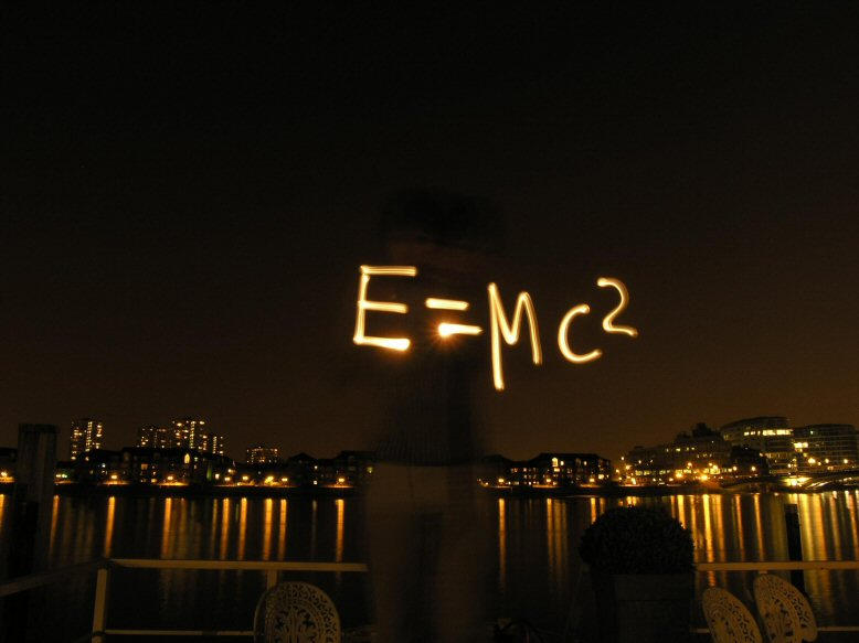 Einstein Exposure by BoatyBen