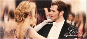 Klaus and Caroline - The Vampire Diaries
