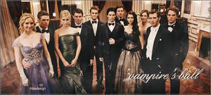 The Vampire Diaries - Dangerous Liaisons