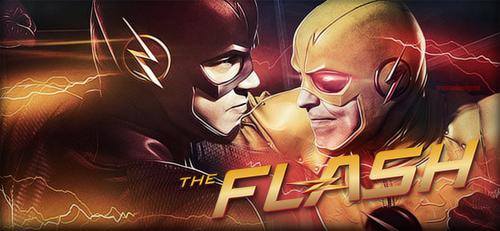 Flash Vs Reverse Flash Wallpaper: Flash VS Reverse Flash By MISA0710 On DeviantArt