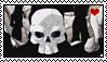 Olden Lord Death STAMP by KirscheAnder