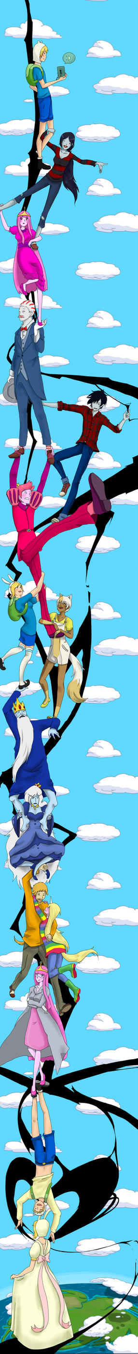 Adventure Time: Trust Me by KirscheAnder