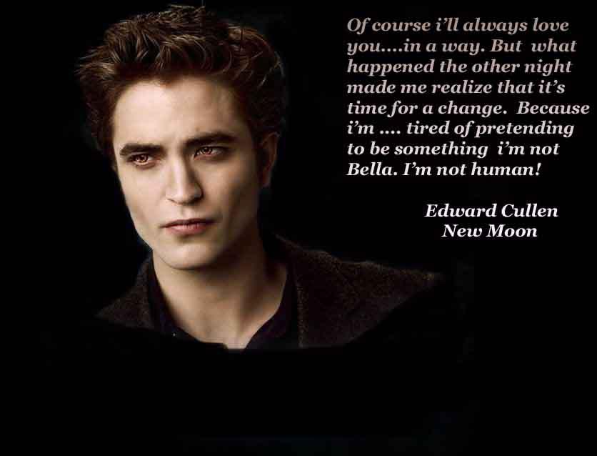 Edward Cullen 'New Moon' by exsplosive