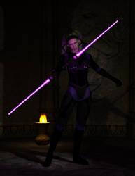 Nahael, Jedi Shadow