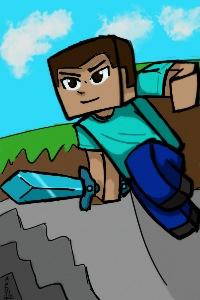 Minecraft by Leapoffaith4