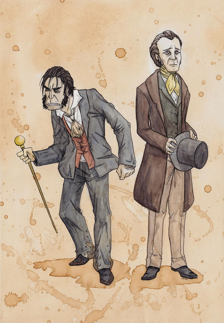 Dr Jekyll And Mr Hyde Human Nature