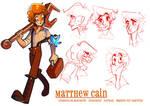Matthew Cain