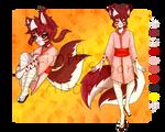 Fox Boy Auction Adoptable [OPEN]