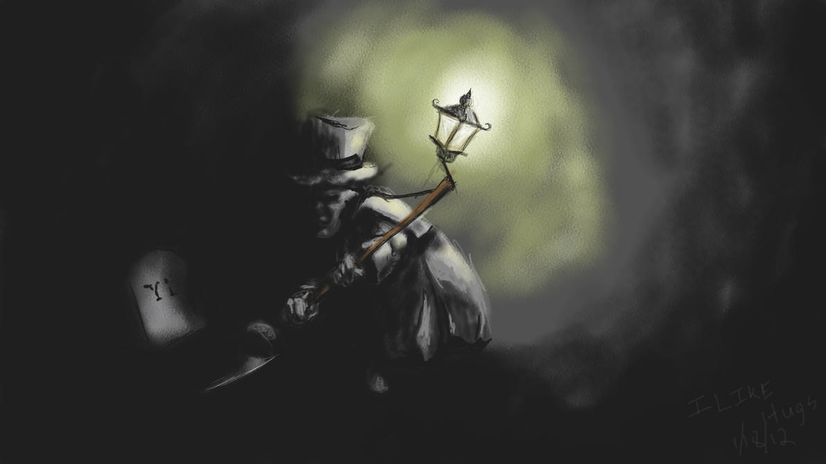 Night Shift Yorick by ILIKEHUGSS