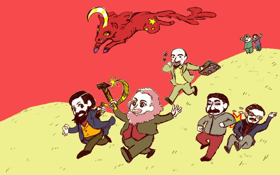 Communism by kokkoroo