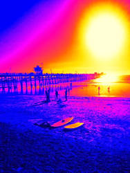 Colors of the Pier