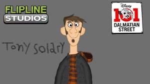 flipline studios tony solary 101 Dalmatian staeet