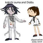 kokichioma and Diddu