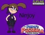 Flipline The Papas Pizzeria Super Show Ninjoy