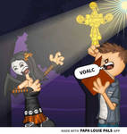 Papa Louie Pals LATIN CROSS
