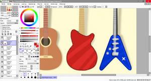 Flipline Studios Club Penguin Guitar Edit