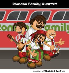 Romano Family Quartet