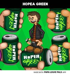 HYPEA GBEEN For Tony Solary
