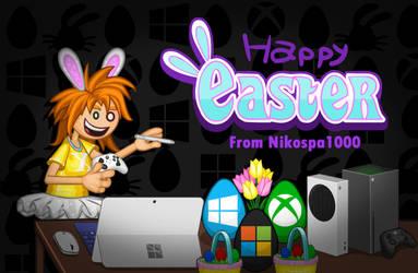 Happy Easter (Microsoft)