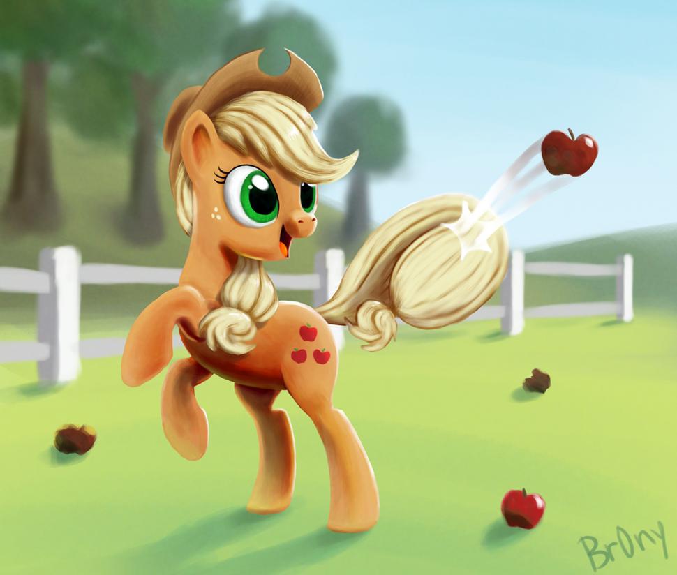Applejack by Br0ny