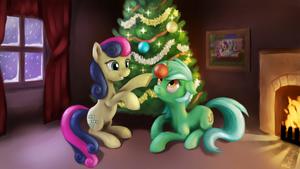 Happy Holidays by Br0ny