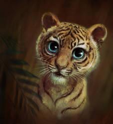 Tiger Cub by Br0ny