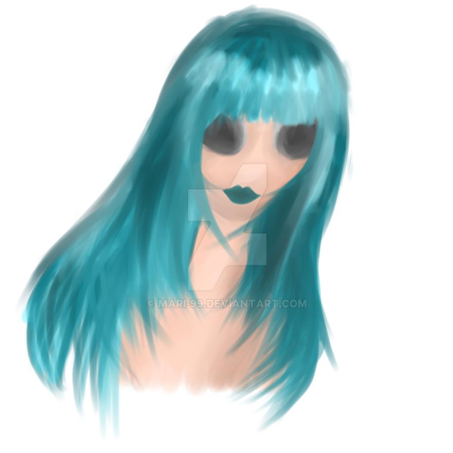 Blue by Mari-99