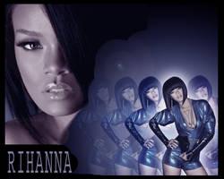 Rihanna... by KralikSetite