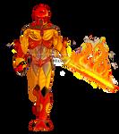 Tahu, Toa of Fire