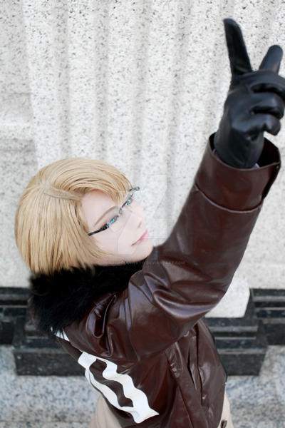 America-Hetalia- cosplay by mirrorflowertw
