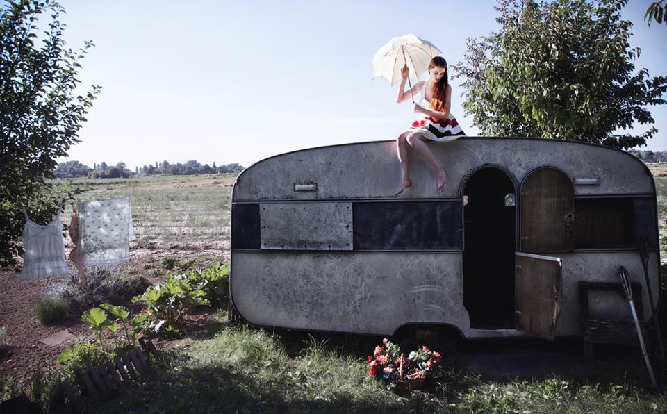Gypsy queen (2) by YaelBelledecandeur