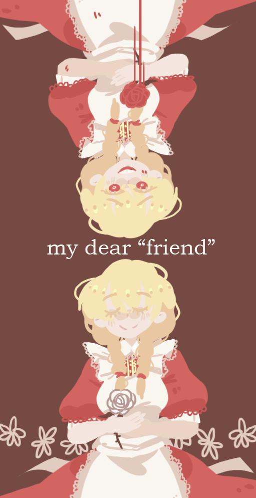 my dear friend by jessilvania