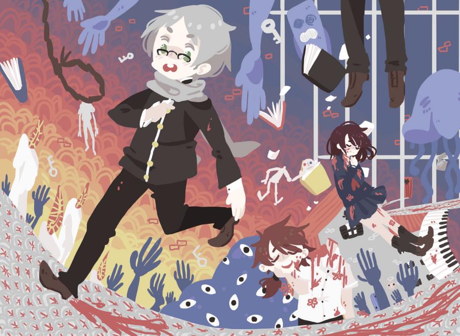 spooky dooky by jessilvania