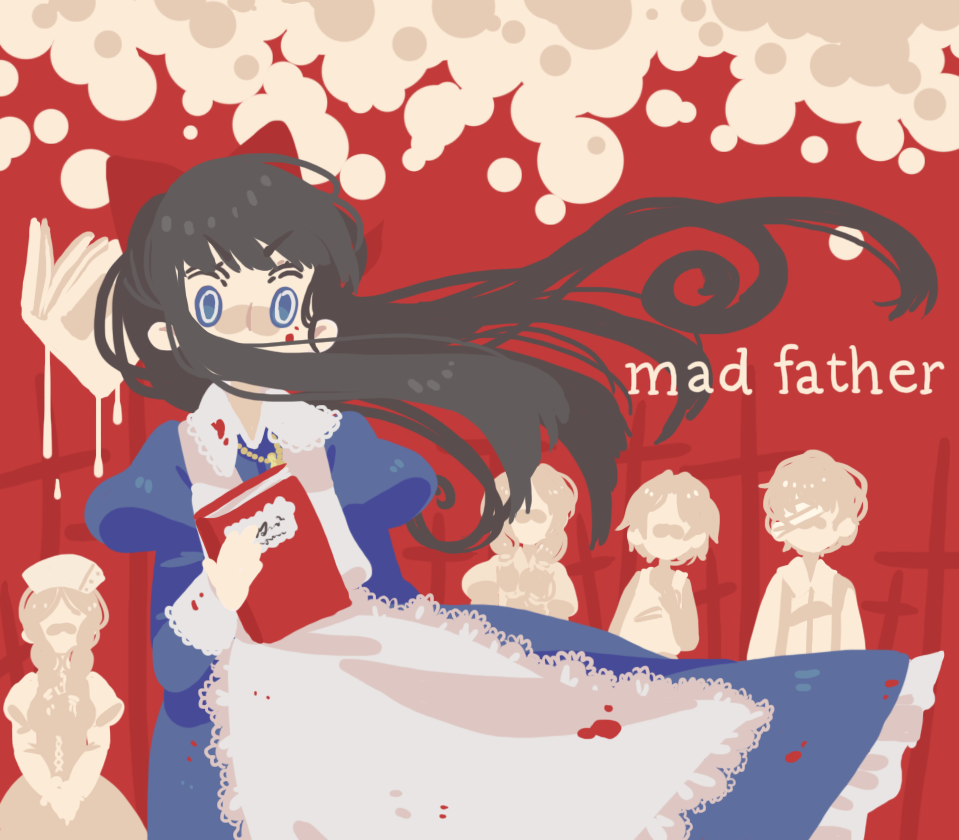 mad father by jessilvania