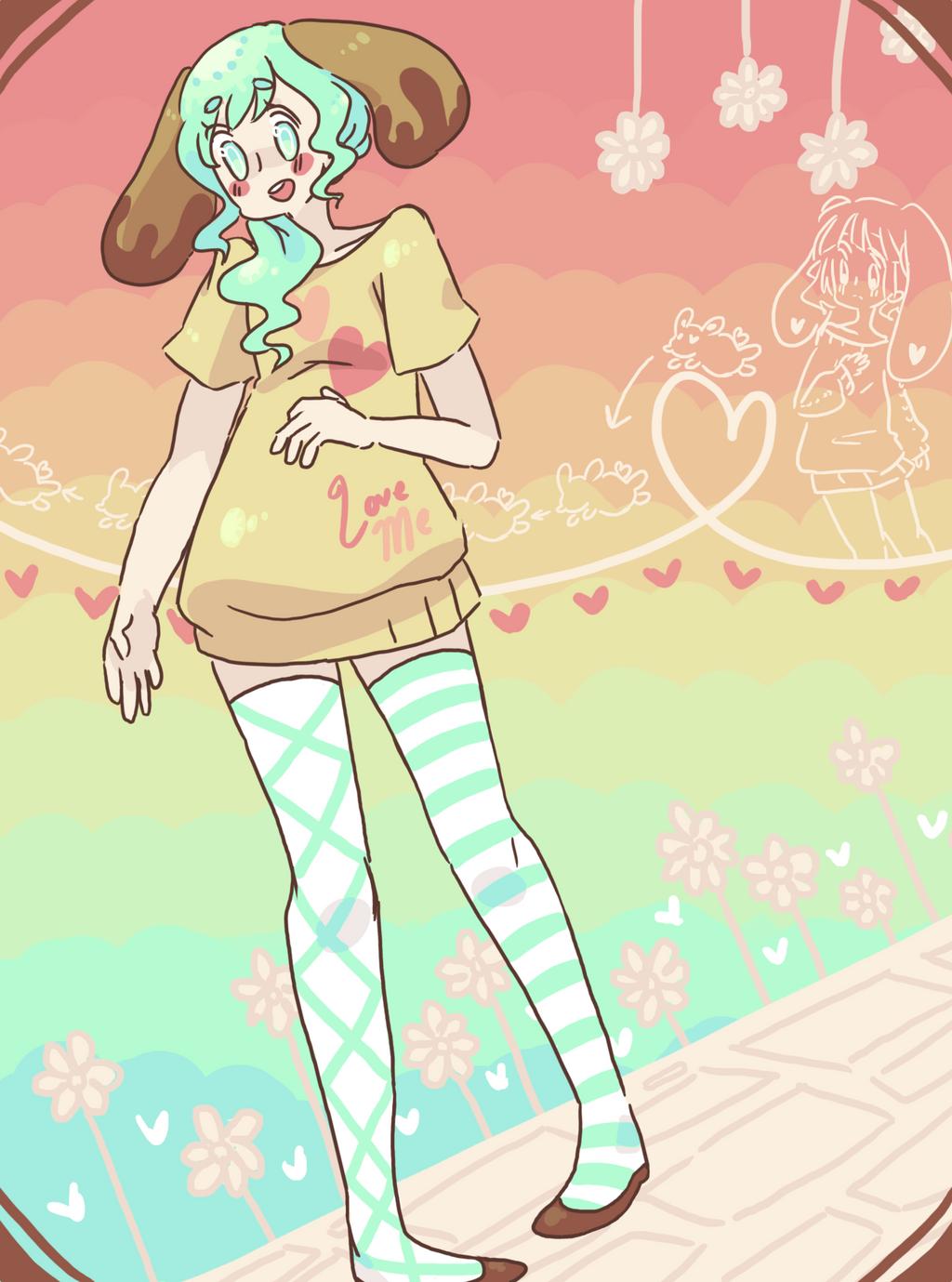 Minnie by jessilvania